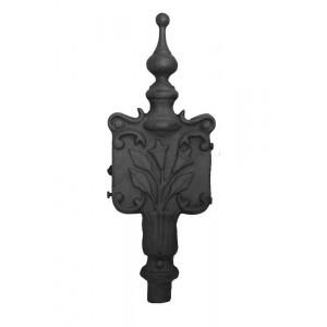 Poste Decorativo em Ferro Fundido 50X18 cm