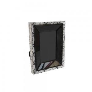 Porta Retrato Black/White 4X17X22CM