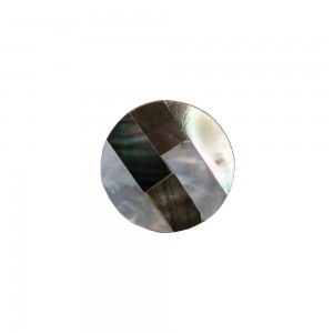 Puxador Madrepérola Retangular 3,5X3,5X3CM