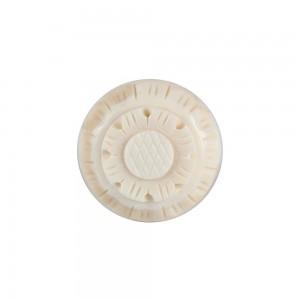 Puxador Osso Off-white 3X4X4CM