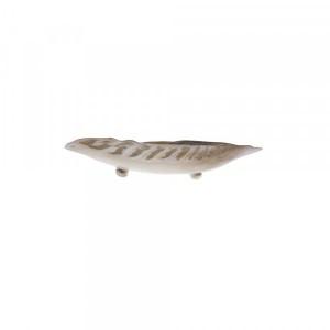Travessa Concha Madrepérola 21x13,5x4,5cm