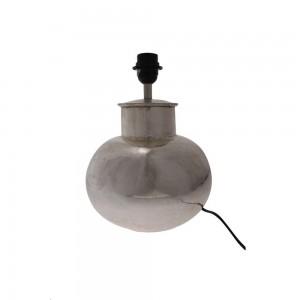 Base para Abajur em Metal Bronze Globo A22xD22 cm