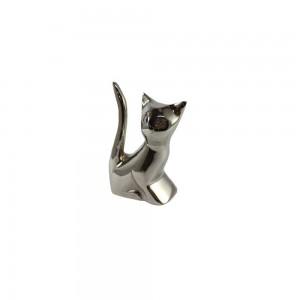 Objeto Decorativo CAT 4X17X22CM