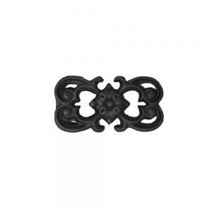 Ornamento em Ferro Fundido 16X8 cm