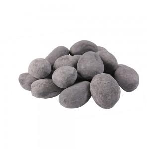 Pedra Cerâmica Cinza 24 Pçs 7X23X32CM