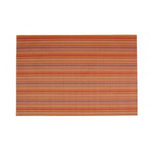 Porta Souplast Retangular Textilene Laranja 30x45 cm