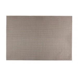 Porta Souplast Retangular Textilene Prata 45x30 cm
