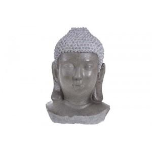 Fonte Cabeca de Buda Poliresina 82x55x34CM