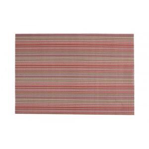 Porta Souplast Retangular Textilene Vermelho 30x45CM