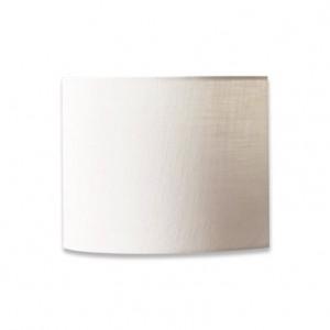 Cúpula Cilíndrica Branca Pérola Tamanho P 32X32X24 cm