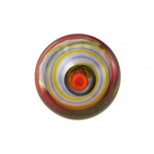 Puxador Vidro Redondo Colorido A6XD3 cm