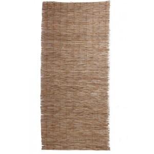 Divisória de Bambu Inteira A100xC500 cm