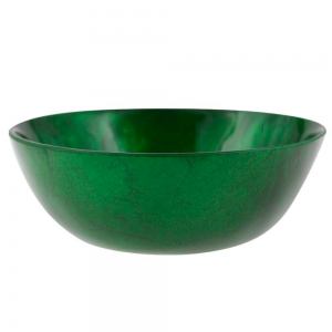 Tigela em Madrepérola Verde 4X9X9CM